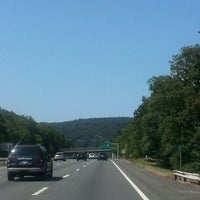 Photo taken at New York State Thruway by Marc (Ezzy) K. on 8/31/2012