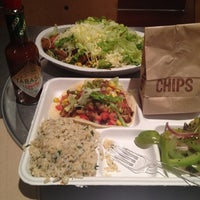 Photo taken at Chipotle Mexican Grill by Anh on 7/28/2012