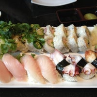 Photo taken at iFish Japanese Grill by Mike on 8/25/2012