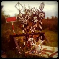 Photo taken at Переезд by Vasilina O. on 8/12/2012
