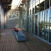 Photo taken at HAB Galerie by Diane C. on 7/18/2012