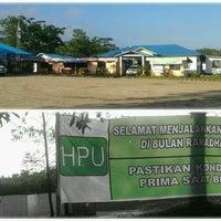 Photo taken at Jobsite Tanito Harum PT.HPU Pondok Labu by Aji A. on 8/10/2012