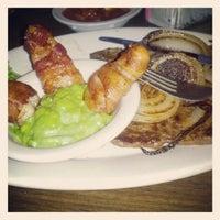 Photo taken at Las Palmas Cafe by David F. on 8/16/2012