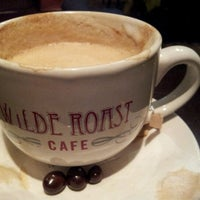 Photo taken at Wilde Roast Cafe by Adam L. on 6/23/2012