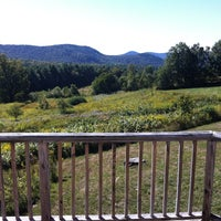 Photo taken at Windham Hill Inn by Bruce S. on 9/9/2012