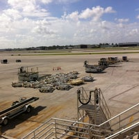 Photo taken at Gate D3 by Jay F. on 7/9/2012