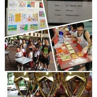 Photo taken at Princess Elizabeth Primary School by Lay Leng on 3/31/2012