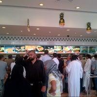 Photo taken at Al Baik by Abdul G. on 7/24/2012