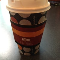 Photo taken at Amici Espresso by Austin A. on 4/10/2012