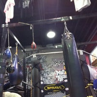 Photo taken at Endgame Combat Sports Academy by Eddy R. on 6/8/2012