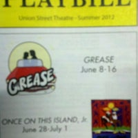 Photo taken at Union Street Theatre by Keith S. on 6/8/2012