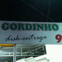 Photo taken at Gordinho Lanches by Cesar d. on 6/29/2012