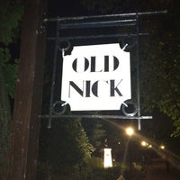Photo taken at Old Nick Pub by Rosca A. on 6/9/2012