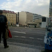 Photo taken at Florenc (bus) by Lukáš F. on 9/13/2012