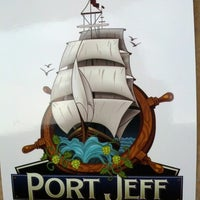 Photo taken at Port Jeff Brewing Company by Keith A. on 9/2/2012