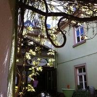 Photo taken at Zum Hirsch by Michael O. on 5/1/2012