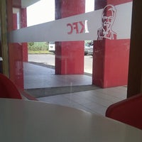 Photo taken at KFC Cascavelle by Robhie G. on 2/25/2012