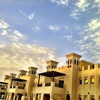 Photo taken at Al Hamra Village by JHiM⚡️ on 9/12/2012