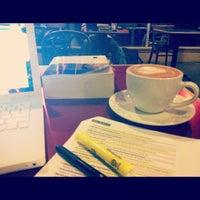 Photo taken at J & B Coffee by M B. on 4/23/2012