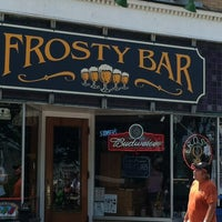 Photo taken at Frosty Bar by Jimmy B. on 7/4/2012
