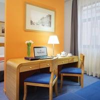 Снимок сделан в Tulip Inn Rosa Khutor пользователем IFK Hotels 8/7/2012