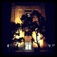 Photo taken at Social Sciences & Humanities Library by Alexander C. on 3/28/2012