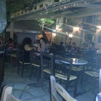 Photo taken at Dioskouroi by Ioannis P. on 8/16/2012