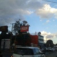 Photo taken at Supermercado Real Fernando by Thiago D. on 6/16/2012
