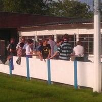 Photo taken at FC Moortsele by Ulrik ⚓. on 6/16/2012
