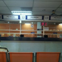 Photo taken at Jabatan Pengangkutan Jalan (JPJ) by Mahadzir M. on 5/11/2012
