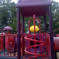 Photo taken at Miles Playground by Paul F. on 7/27/2012