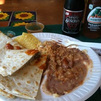 Photo taken at Taqueria La Hacienda by Elliott E. on 6/19/2012