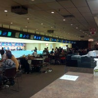 Photo taken at Riviera Lanes by April M. on 4/3/2012
