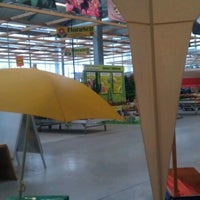 Photo taken at HORNBACH by Natalie B. on 7/26/2012