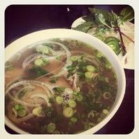 Photo taken at Pho Khang by Takeshi on 2/28/2012