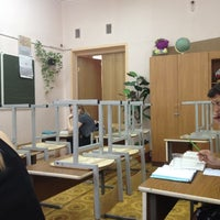 Photo taken at Школа № 113 by Nekrasova on 5/22/2012