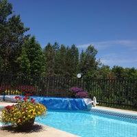 Photo taken at Stayner, Ontario by Natasha R. on 7/1/2012