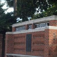 Photo taken at University of Florida by Mal M. on 6/18/2012