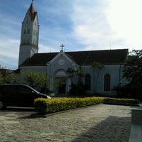 Photo taken at Bom Jesus / Ielusc by Rodrigo V. on 7/21/2012