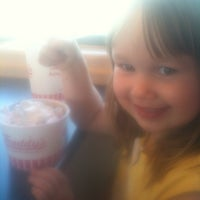Photo taken at Freddy's Frozen Custard & Steakburgers by Sharon W. on 6/14/2012