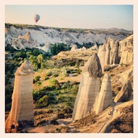 Photo taken at Cappadocia by Monica K. on 7/26/2012