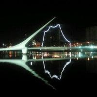 Photo taken at Women's Bridge by Edgardo R. on 3/2/2012