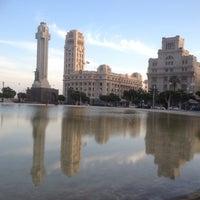 Foto tomada en Plaza de España por maribel e. el 3/12/2012