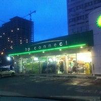 Photo taken at АЗС BP & Wild Bean Café by Denis P. on 3/31/2012