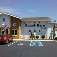 Photo taken at The Round Barn Winery by heather p. on 6/20/2012