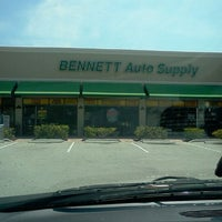 Photo taken at Bennett Auto Supply by Harold C. on 4/11/2012