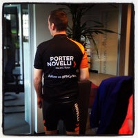 Photo taken at Porter Novelli Brussels by Nicholas C. on 3/23/2012