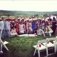 Photo taken at Virginia Gold Cup by Savvy C. on 5/5/2012