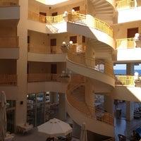 Photo taken at Golden Lotus Hotel by Iuliia🎀 on 9/12/2012