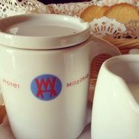 Photo taken at Mitzithras Hotel by Natalia on 5/8/2012